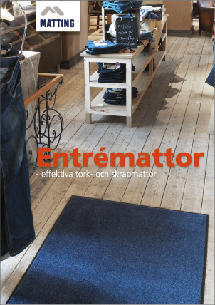 Entrance by Matting - Entrémattor